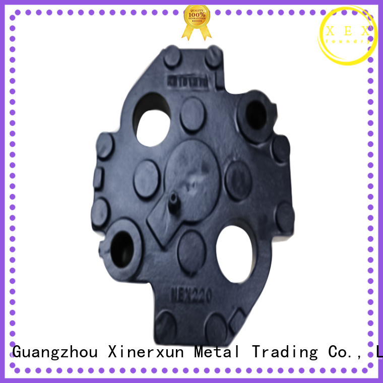XEX iron castings manufacturer for vehicle