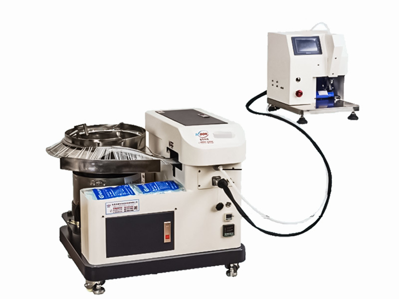 Tape winding machine, end tape machine, automatic cable tie machine