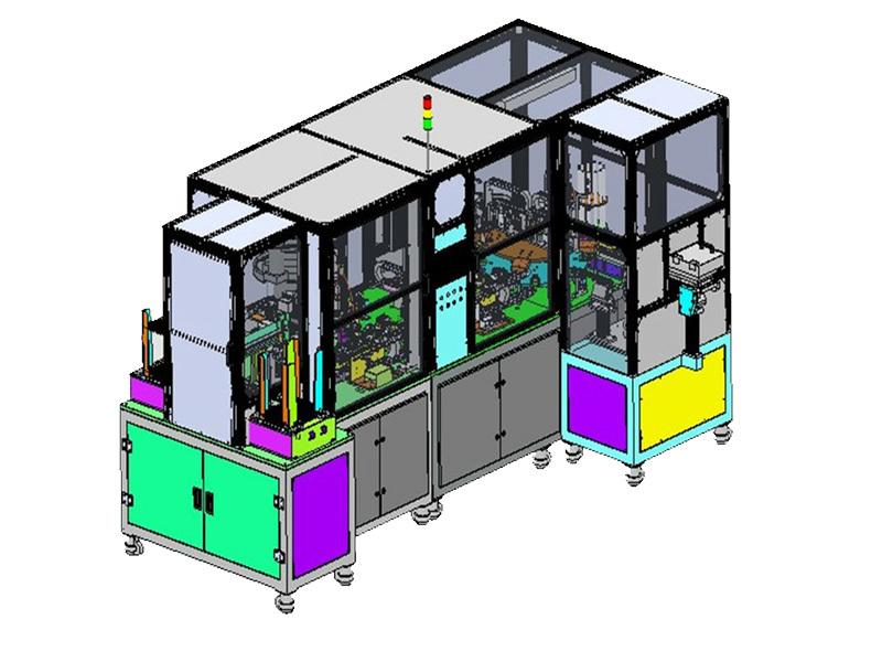 3D automation equipment