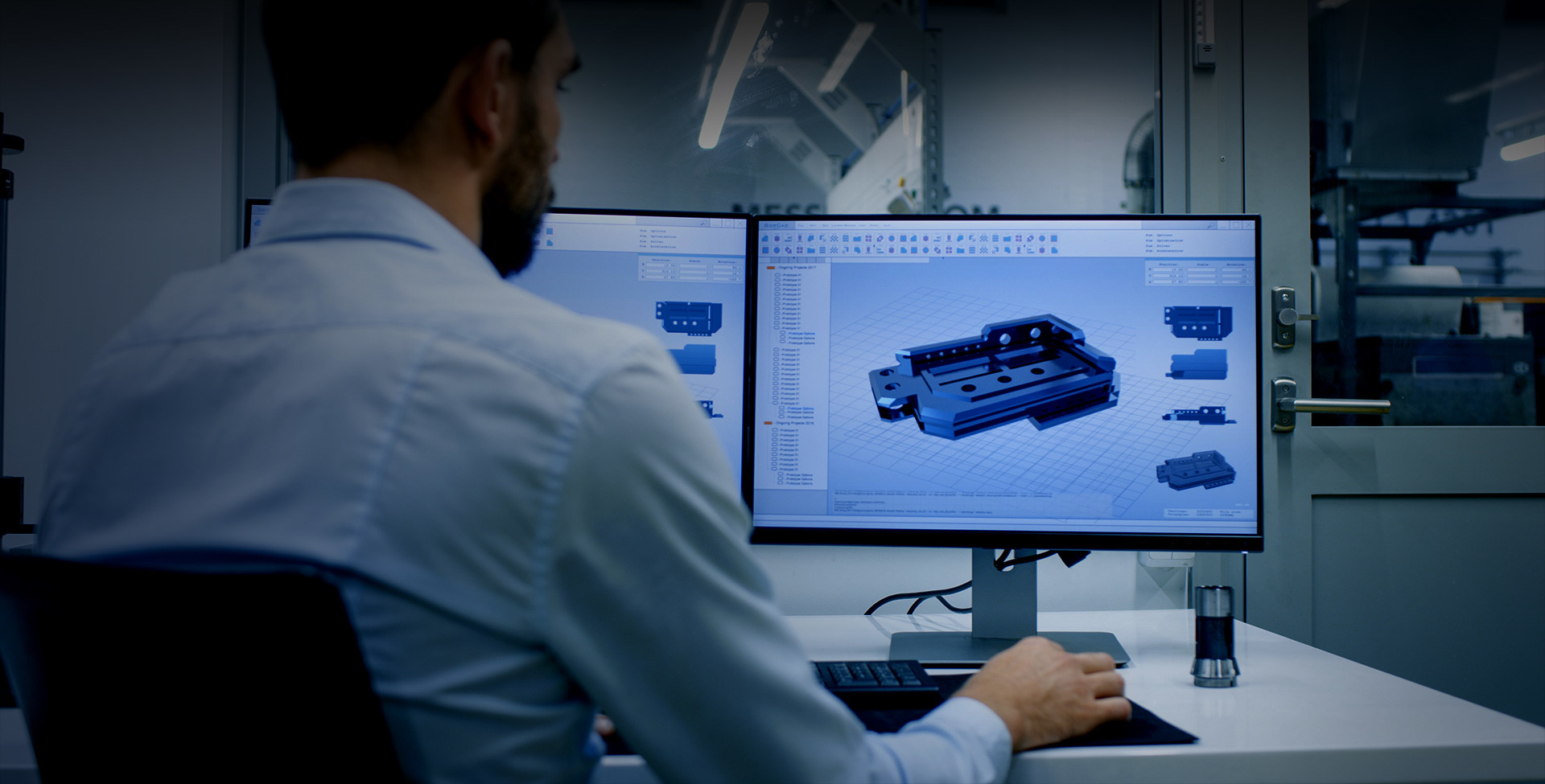 Engineering excellence<br>for Bespoke components