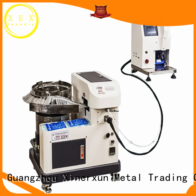 customized bottle cap machine working for testing