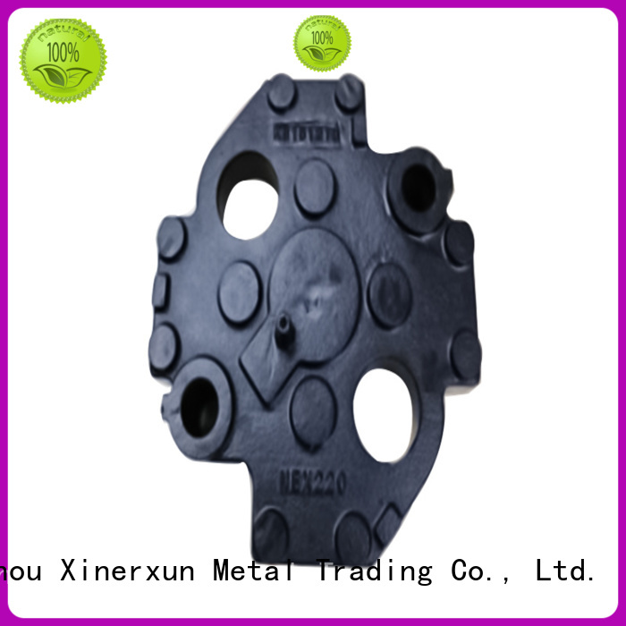 XEX high quality iron castings process for equipments