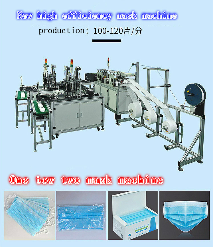 Automatic disposable mask machine equipment manufacturer