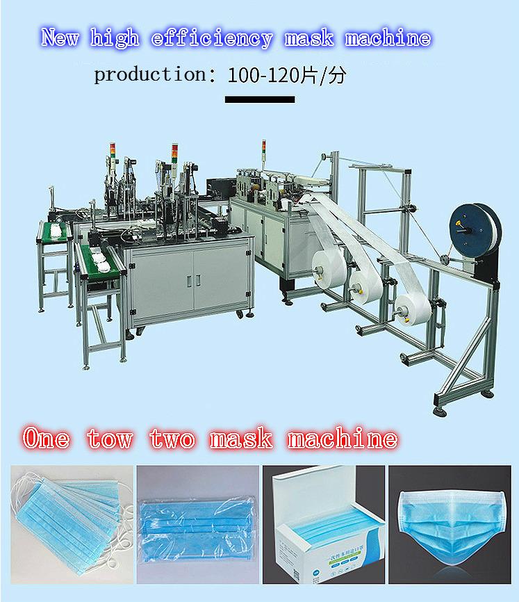 Automatic disposable mask machine equipment manufacturer
