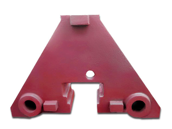 China injection molding machine equipment parts manufacturer, HT gray iron casting