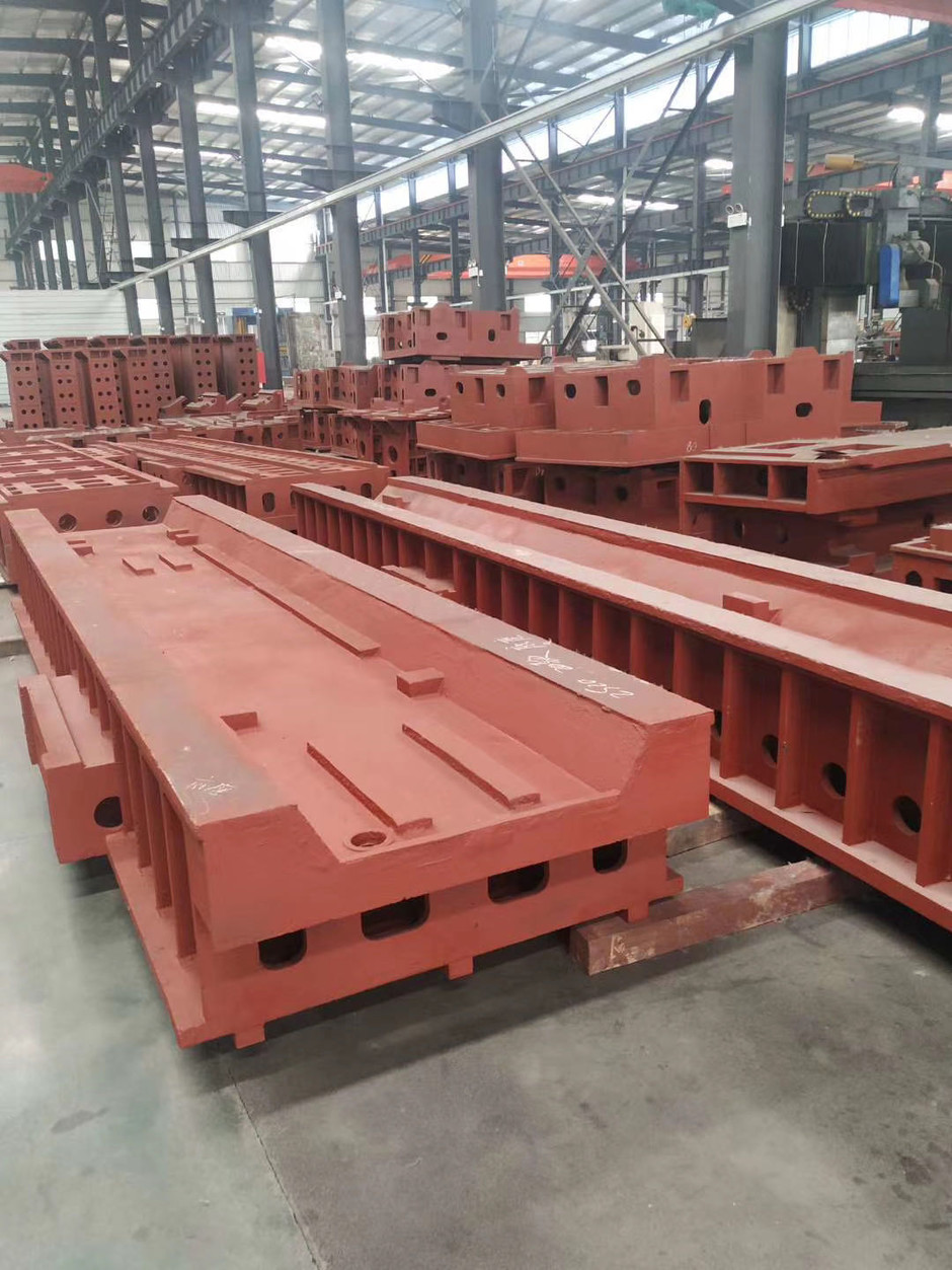 Large Machine Tool Castings,Leading Manufacturer In China