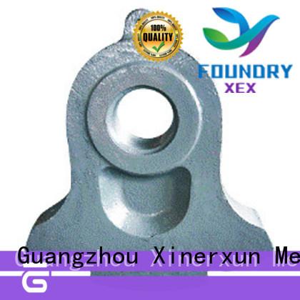 XEX high precision high Chrome white casting process for equipments