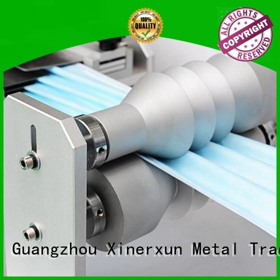 XEX high precision ultrasonic mask machine supplier for medical mask making