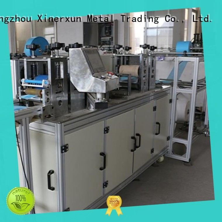 XEX dust mask machine uese for medical mask making