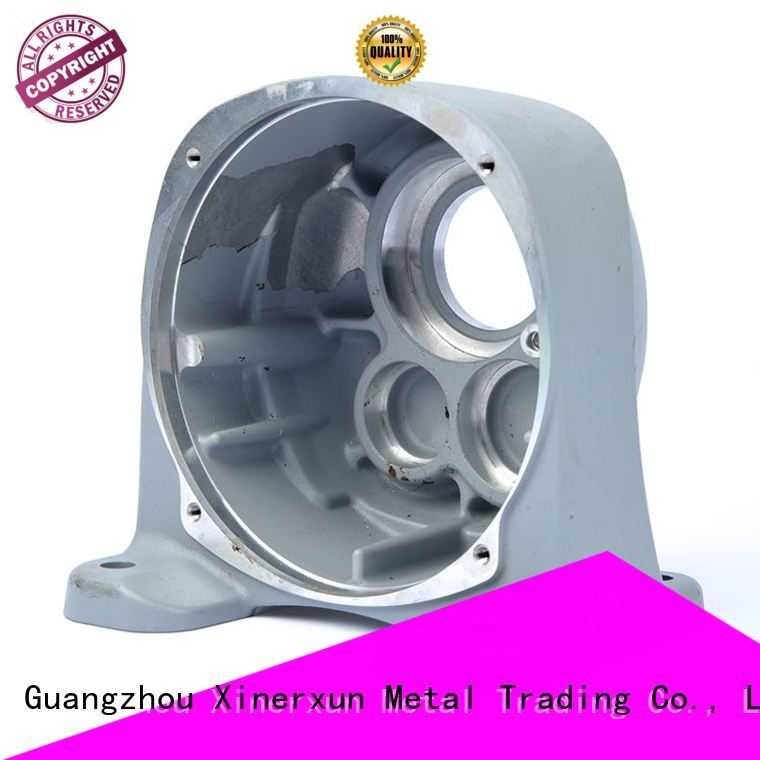 high quality aluminum die casting process for motor