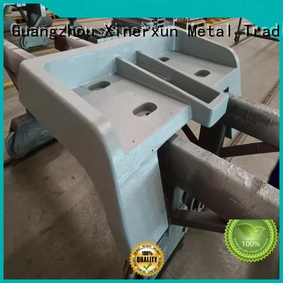 high precision Terex crane counter weight for kitchen