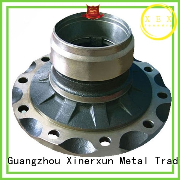 XEX steel lost foam casting products foundry for equipment