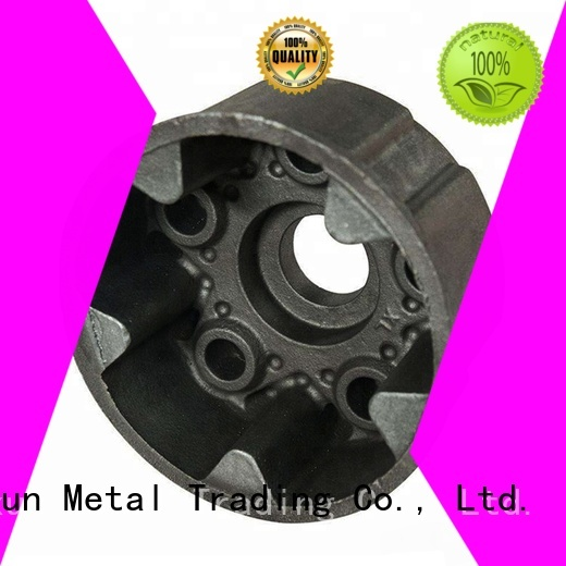 XEX grey iron foundry process for machinery