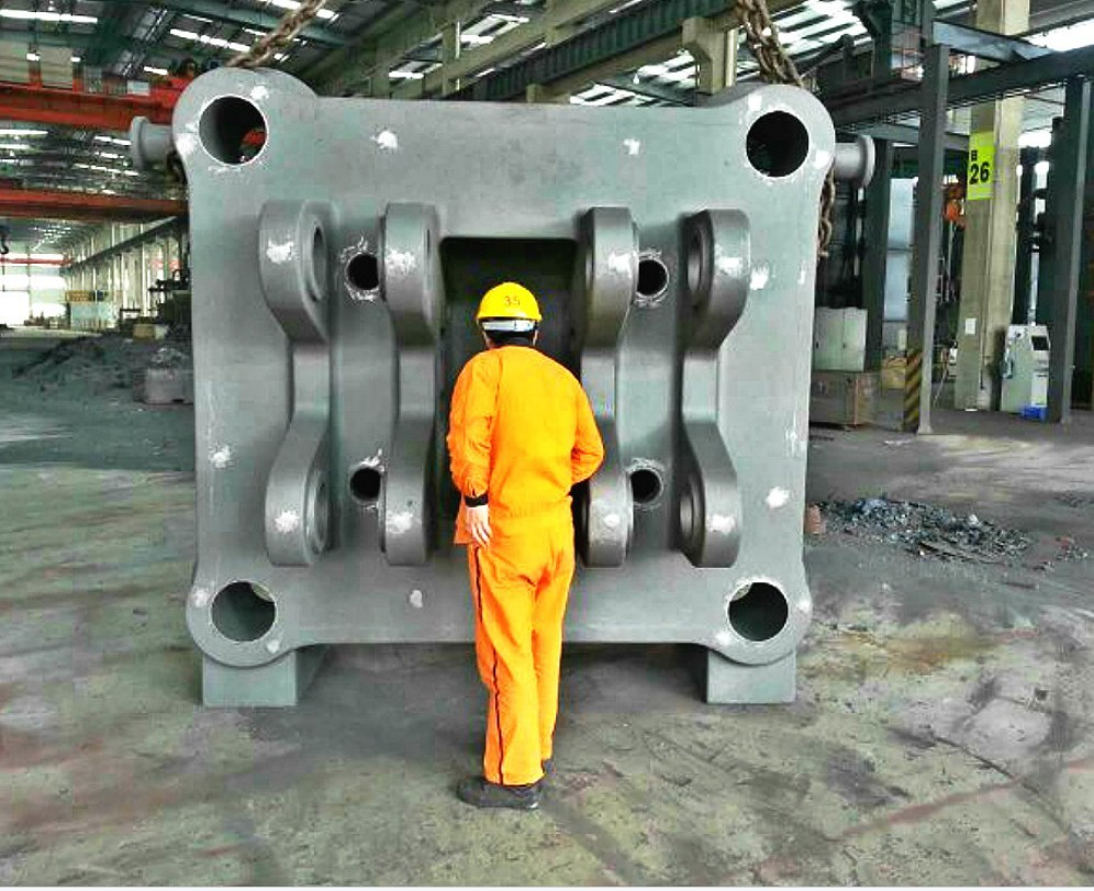 Mechanical Precision Gg Cast Steel/Ht Gray Cast Iron/Qt Nodular Cast Iron/Aluminum Alloy Sand Casting