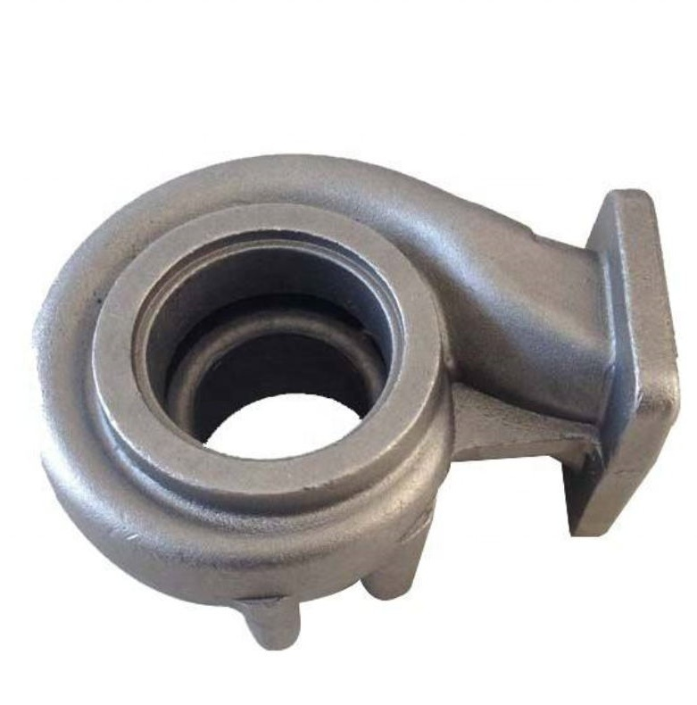 XEX gray cast iron process for pumps