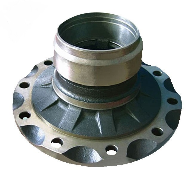 Cast Iron Machinery Forklift Parts Casting