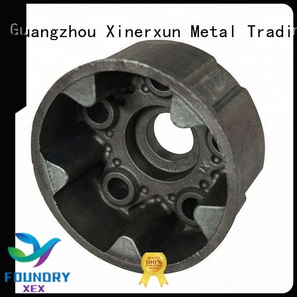 customized sanding cast iron working for vehicle