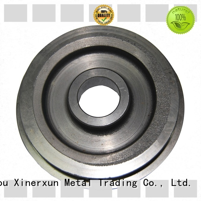 customized ductile iron casting process for pumps