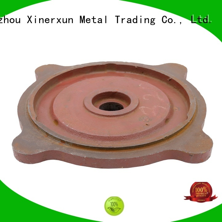 XEX high precision sand casting process uese for kitchen