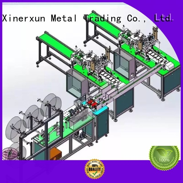 XEX automated industrial machinery price for machinery
