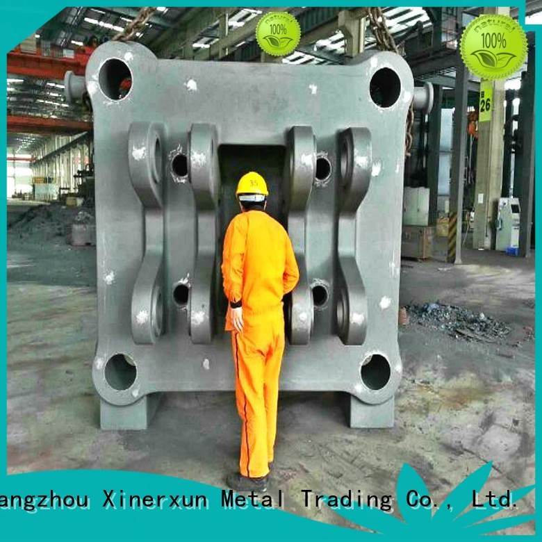 XEX customized DEMAGE crane Counter weight working for kitchen