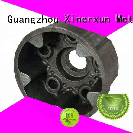 XEX grey cast iron process for pumps