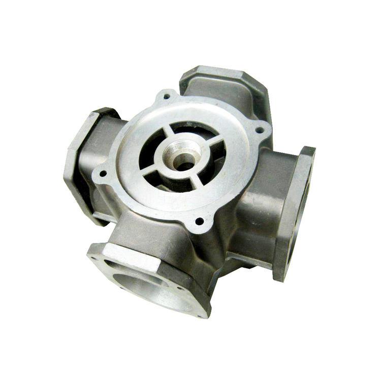 high precision die cast aluminum alloys machine for vehicle-2
