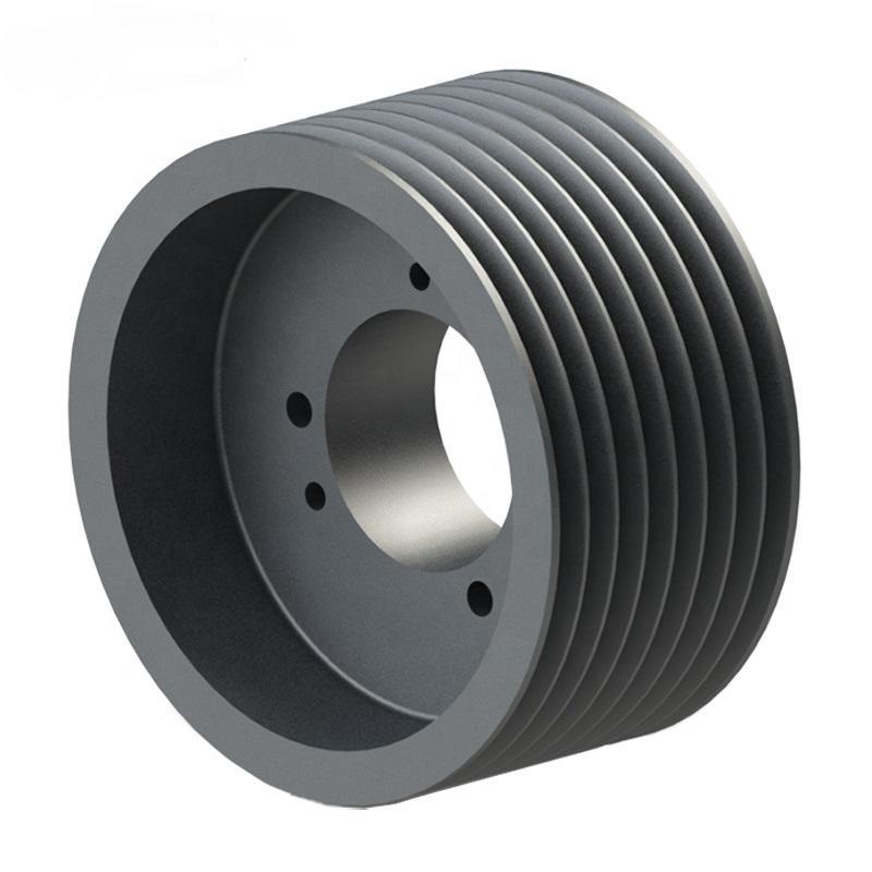 customized sand casting elevator balance block price for machinery-2