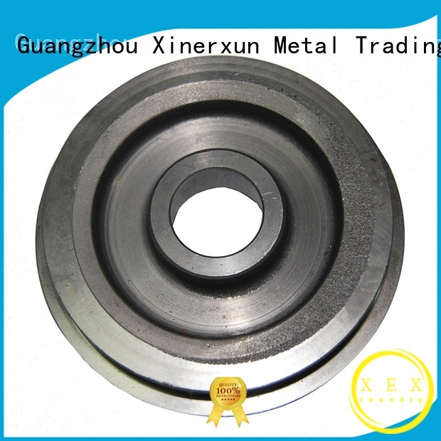 XEX customized sanding cast iron price for vehicle