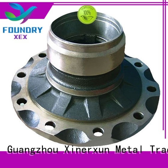 XEX cast iron valve foundry for machinery