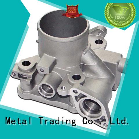 custom lost foam aluminum casting foundry for equipment