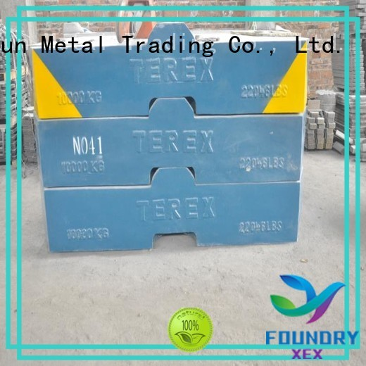 XEX sand casting aluminum working for machinery