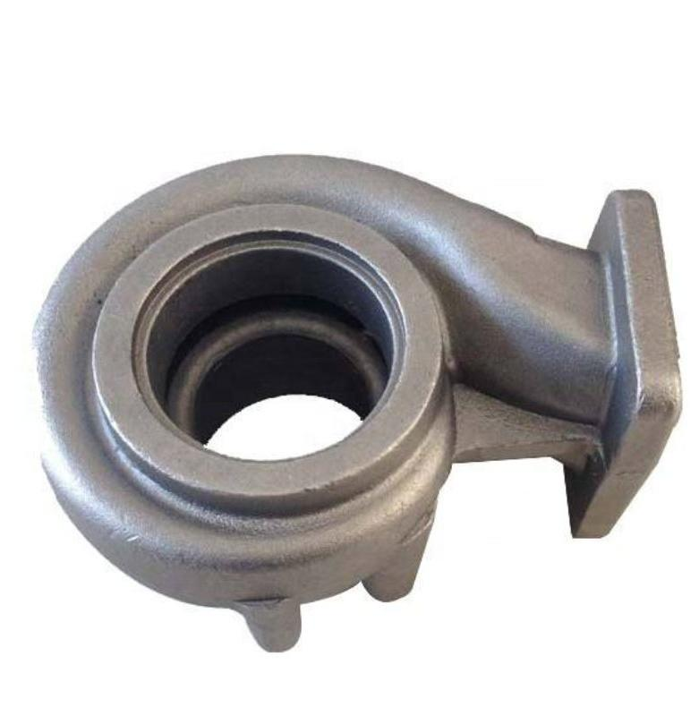 XEX gray cast iron process for pumps-2