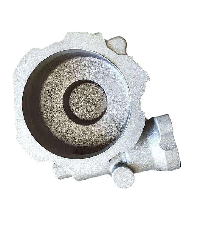 XEX gray cast iron process for pumps-1