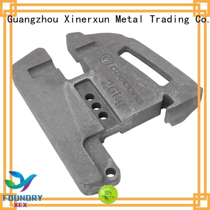 XEX sand casting aluminum price for kitchen