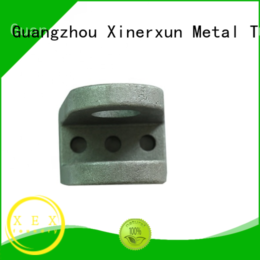 XEX sand casting applications for vehicle