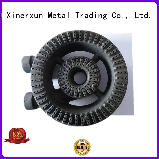XEX sand mold casting for machinery