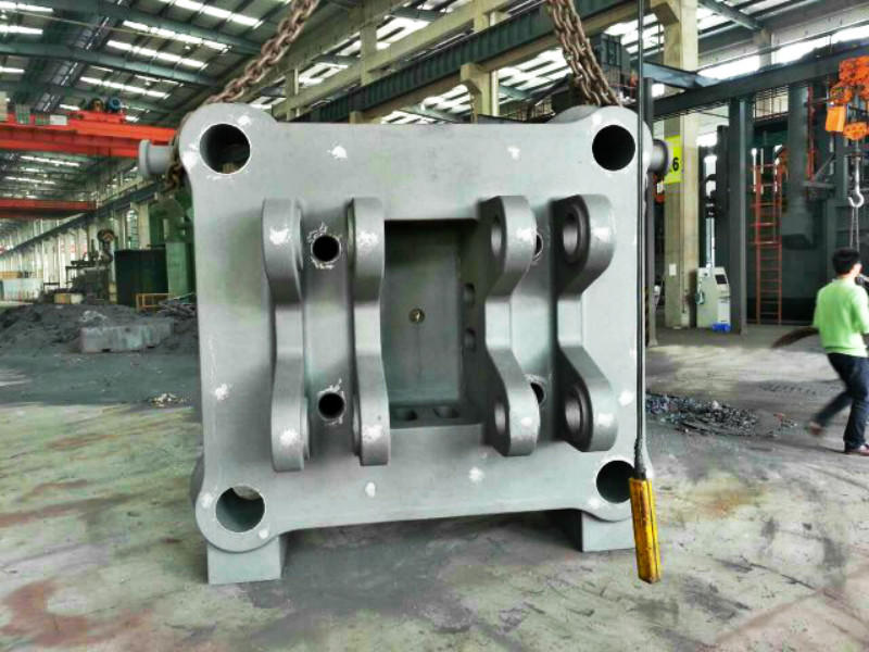 high precision sand casting for vehicle-2