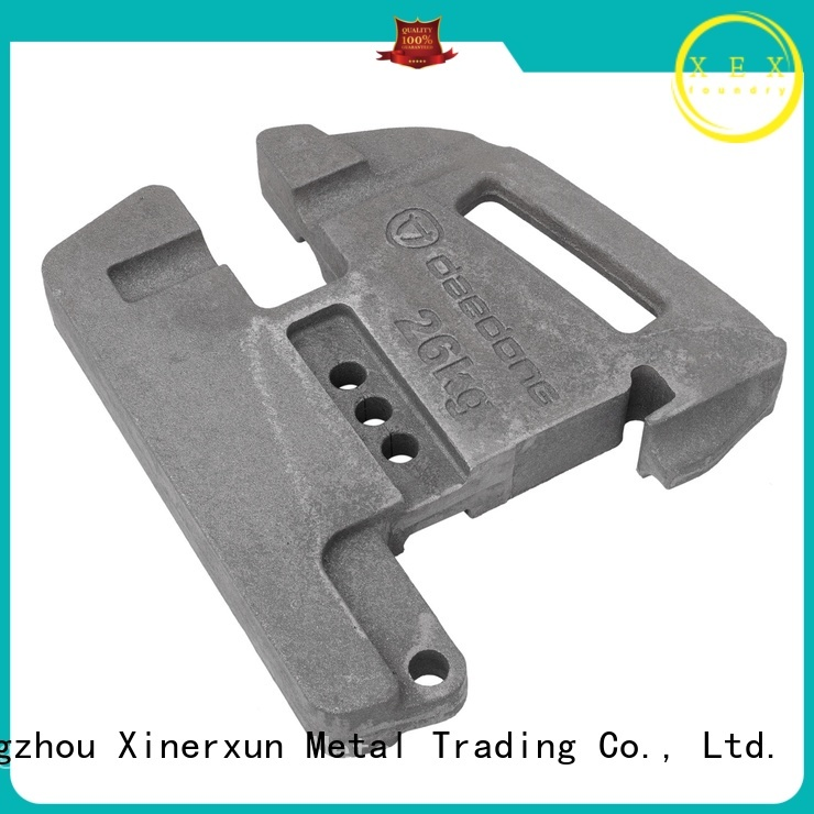 XEX DEMAGE crane Counter weight uese for kitchen