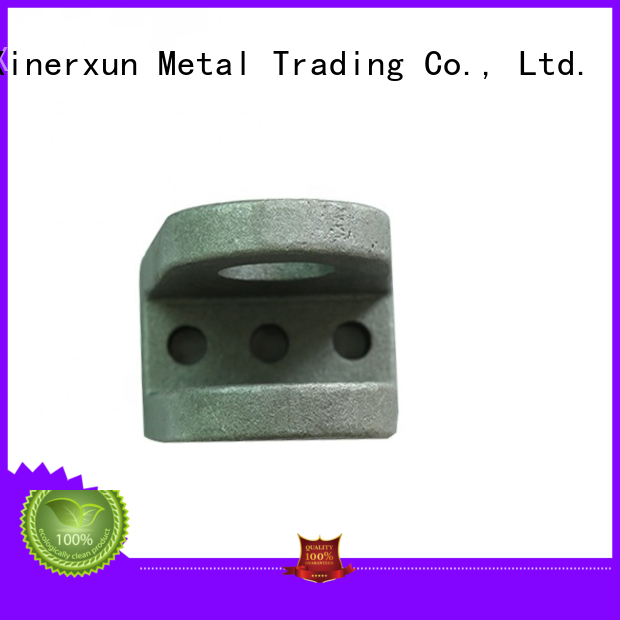 XEX high quality gray cast iron manufacturer for pumps