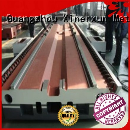 XEX customized sand casting aluminum for machinery