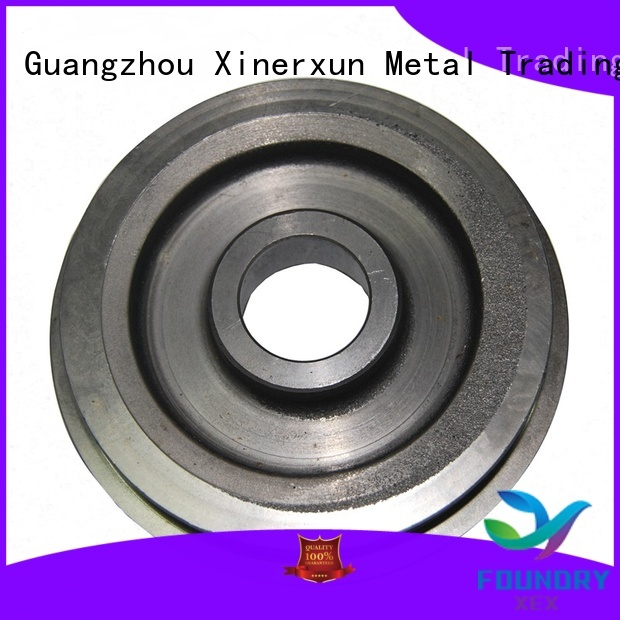 XEX malleable cast iron manufacturer for machinery
