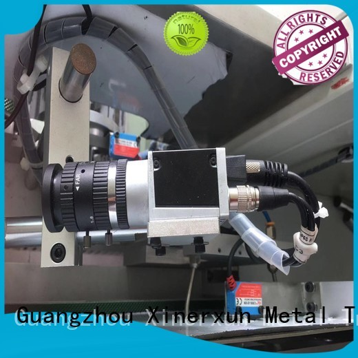 XEX intelligent custom automated machines style for metal