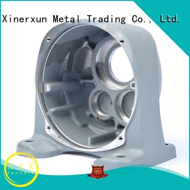 XEX aluminum die casting factory for motor