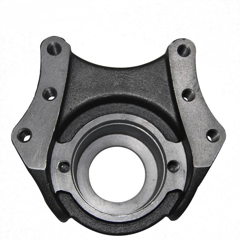 customized ductile iron casting process for pumps-2