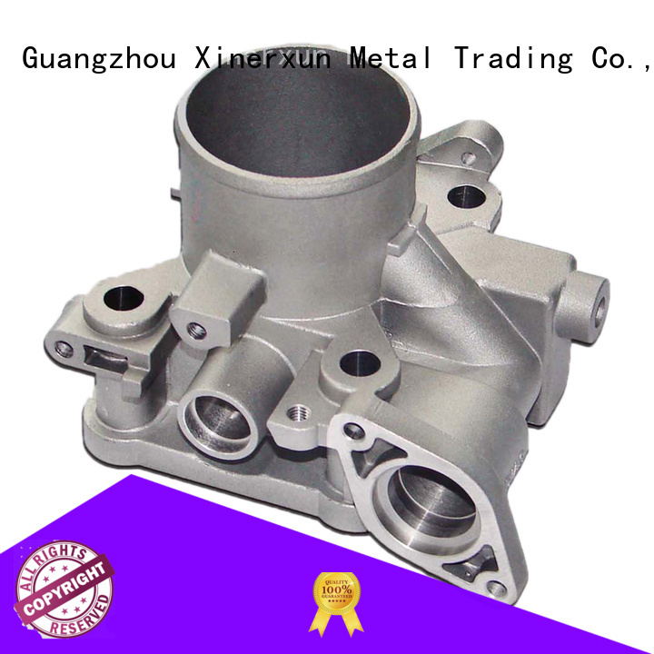 steel lost foam aluminum casting foundry for vehicle