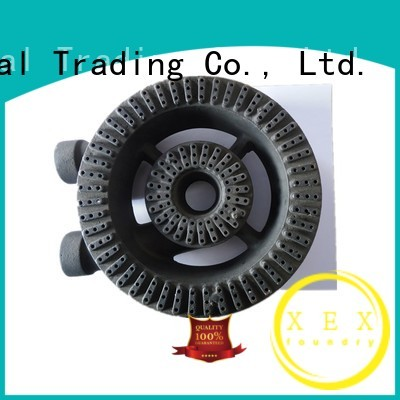 XEX high precision sand cast counterweight iron working for vehicle