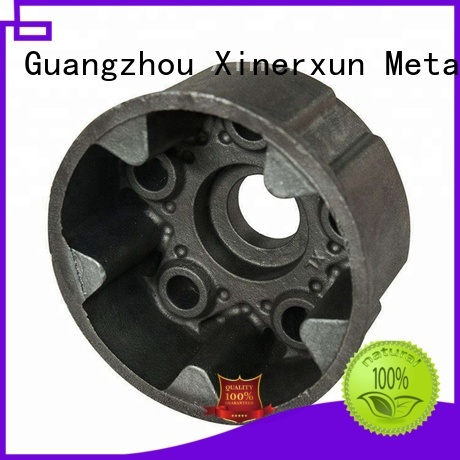 XEX ductile iron casting process for metal