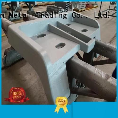 XEX static pile machine ore counterweight block price for machinery