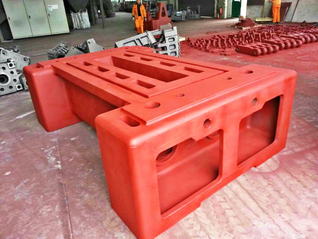 high precision sand casting for vehicle-1